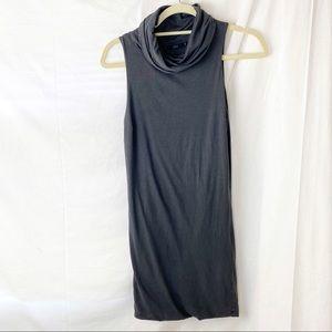 COS cowl neck dress